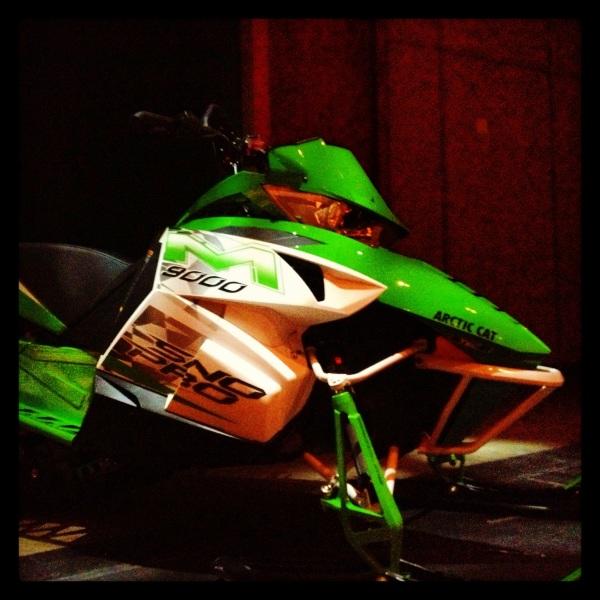 Yamaha Snowmobile Rumors