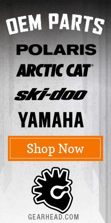Genuine OEM Factory Snowmobile Parts