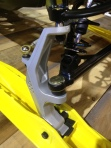8. The new spindle design is longer and sheds 2 pounds.
