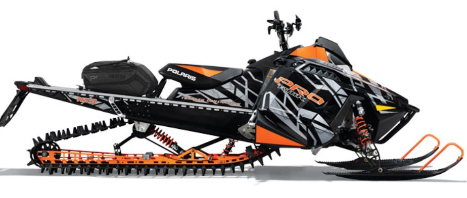Exciting Polaris News: 2016 Polaris 800 HO Pro RMK