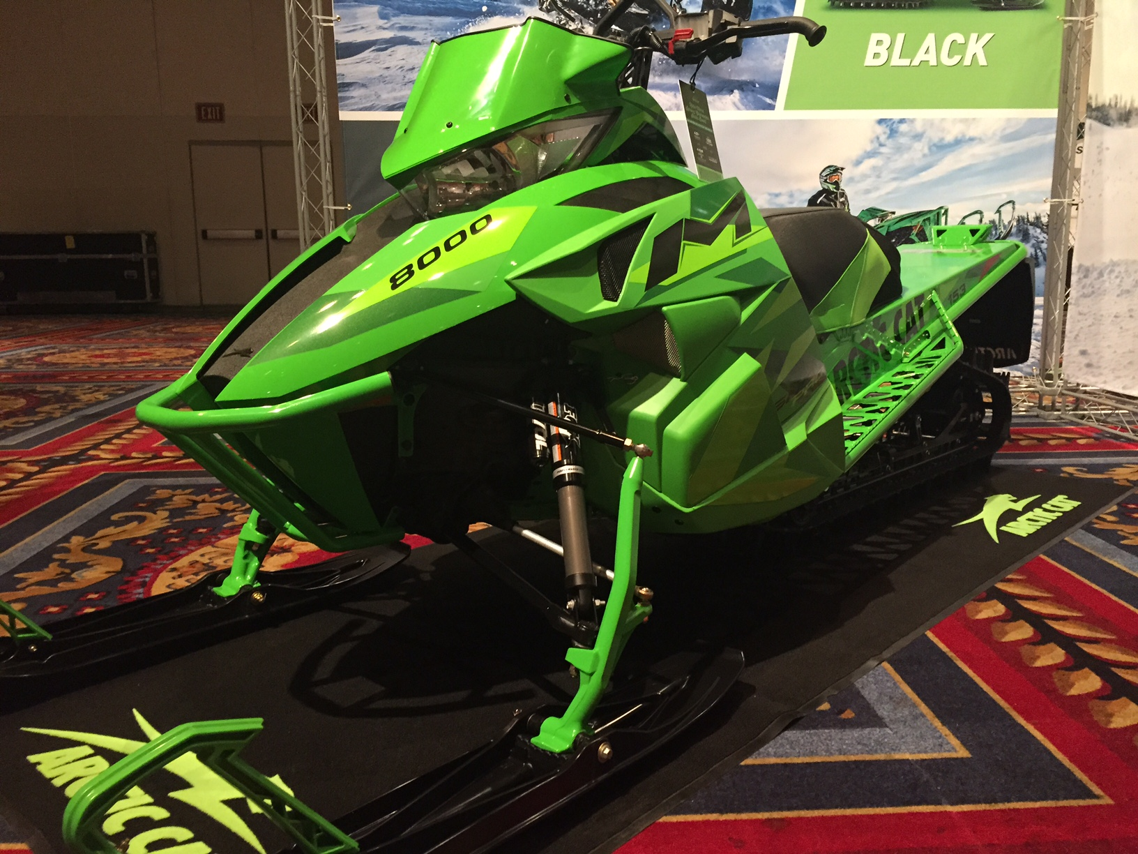 New 2016 Arctic Cat Snowmobiles Canada Release, Reviews and Models on